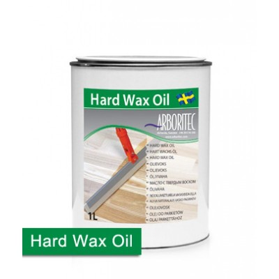 Масло Arboritec Hard Wax Oil 1 л