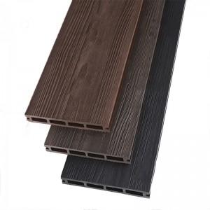 Террасная доска ДПК Porch Real (Umber / Mocca / Coal)