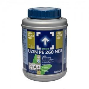 Пленкообразующая дисперсионная грунтовка UZIN PE 260 (1 кг)