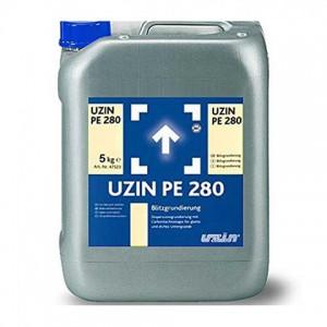 Быстрая грунтовка для невпитывающих оснований UZIN PE 280 (5 кг)