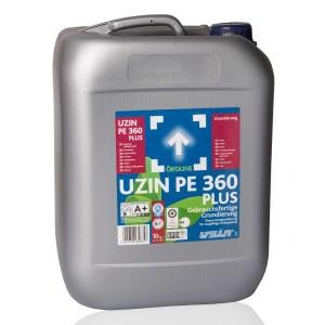 Дисперсионная грунтовка UZIN PE 360 PLUS (10 кг)