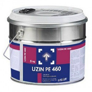 Двухкомпонентная эпоксидная грунтовка UZIN PE 460 (5 кг)