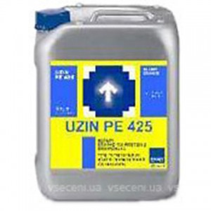 Двухкомпонентная упрочняющая эпоксидная грунтовка UZIN PE 425