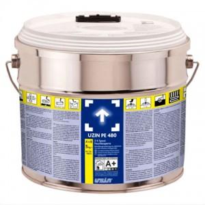 Двухкомпонентный эпоксидный блокиратор влажности UZIN PE 480 (5 кг)