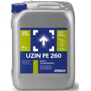 Пленкообразующая дисперсионная грунтовка UZIN PE 260 (10 кг)