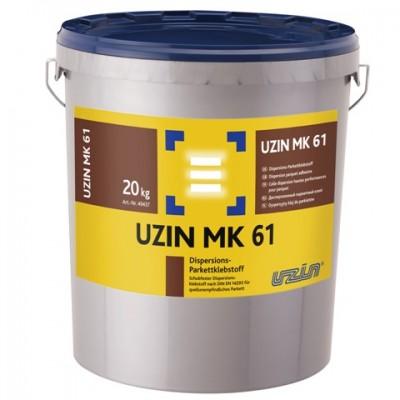 Дисперсионный паркетный клей UZIN MK 61 (20 кг)