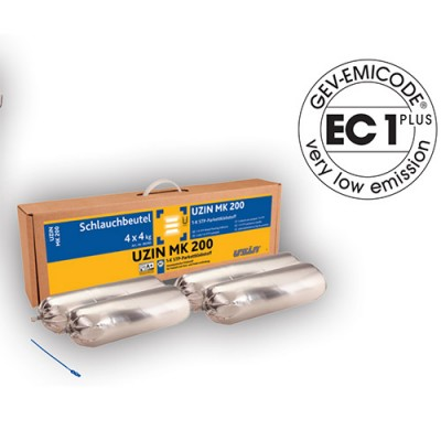 Однокомпонентный эластичный STP-клей UZIN МК 200 (4 кг)