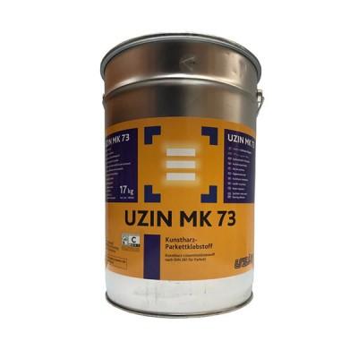 Паркетный клей на основе синтетической смолы UZIN MK 73 (17 кг)